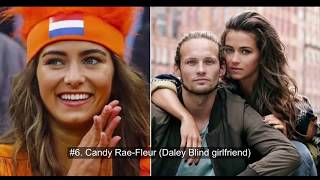 38 Hottest Wags |  Footballers Wives and Girlfriends Of 2017
