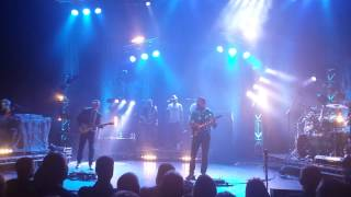Level 42 Kansas City Milkman Live at Cliffs Pavilion 24.10.14