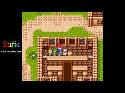 Lufia & the Fortress of Doom Commentary #025, Green Tower & Ruan: The Hope Ruby