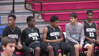 Olympia JV Basketball Game #4 at Freedom High School (12.2.16)