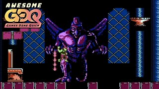 Castlevania III: Dracula's Curse by jc583 in 28:04 - AGDQ2019