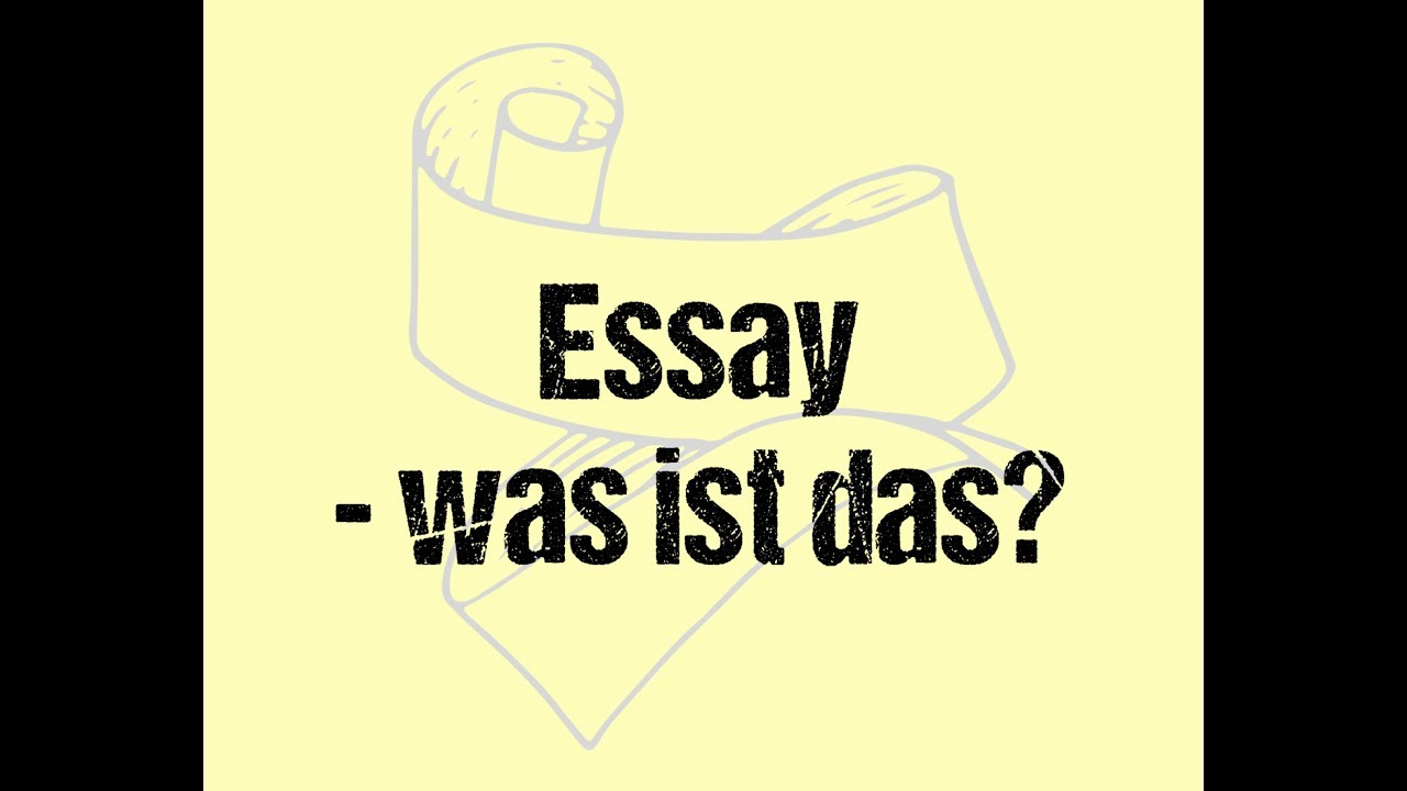 Analyzing conflict essay