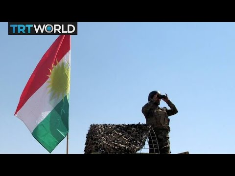 Will the Kurdish Regional Government lose its oil fields?
