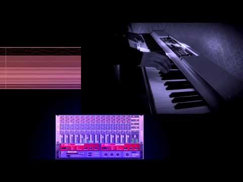 DM Never Let Me Down Again instrumental(cover)