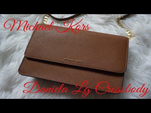 Unboxing: Michael Kors Daniela Large Crossbody