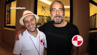 Alexandre Borges após show de carnaval da empresa Apito de Mestre no Grande Hotel