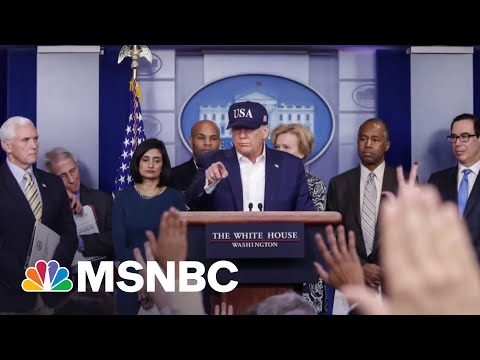 Fmr. Biden Advisor: Trump's 'Dishonest Mistakes' With Virus Are 'Not Forgivable'