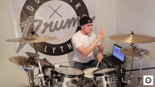 The weeknd - I feel It coming - Drum Cover
