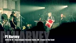 PJ Harvey - 2016-10-10 - Copenhagen Falconer Salen, DK - A Line In The Sand