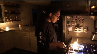 surviving the Texas WINTER STORM 2021...4 days without power   san antonio vlogger