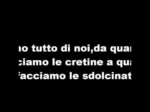 Ciao,amore,ciao.