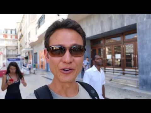 Flying on TAP Portugal and Roast Chicken Frango Assado   Lisbon, Portugal, Travel Guide!