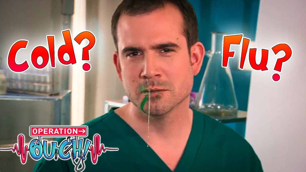 Cold and Flu Season 🤧 | #StayHealthy | Full Episodes | Operation Ouch
