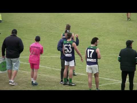 Rd 4   St Marys Behinds