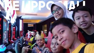#1 KE LIPPO MALL PURI - #DailyVlog #GoproHero5
