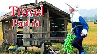 Ncig Teb Chaws Nplog Saib Hmoob Kev Khwv Noj | Travel Part 61. 4/4/2016