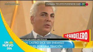 Cristian Castro revela su romance con famosa mexicana  Un Nuevo Día   Telemundo