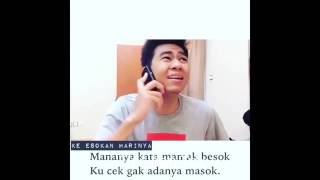 Video Video lucu logat batak(Medan) download MP3, 3GP, MP4, WEBM, AVI, FLV Juni 2018
