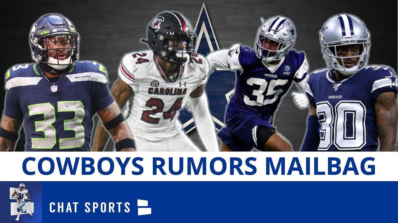 Cowboys Rumors On Trading Anthony Brown, Israel Mukuamu & Damontae Kazee Impact + Jamal Adams? | Q&A