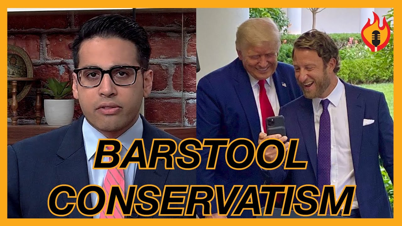 Saagar Enjeti: Dave Portnoy IS Future Of GOP. Whether You Like It Or Not