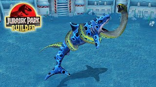 TITANOBOA VS MEGALODON - AQUATIC TOURNAMENT || JURASSIC PARK BUILDER