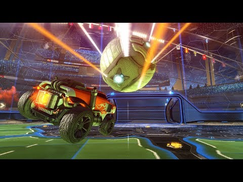 TOO MUCH FUN!!! - Rocket League on Nintendo Switch