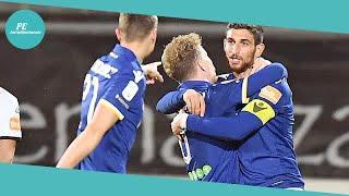 ✅ Serie B: Lecce-Livorno 3-2, Cosenza-Cremonese 2-0. Spezia beffato 1-2