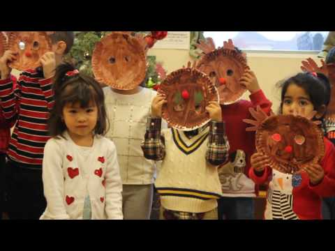 Holiday Party 12/2016 Healthy Beginnings Montessori House Video 2