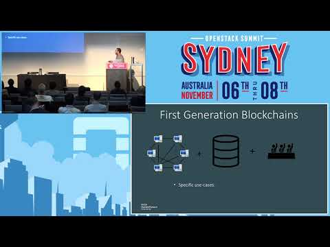 Blockchain as a Service Ethereum on OpenStack