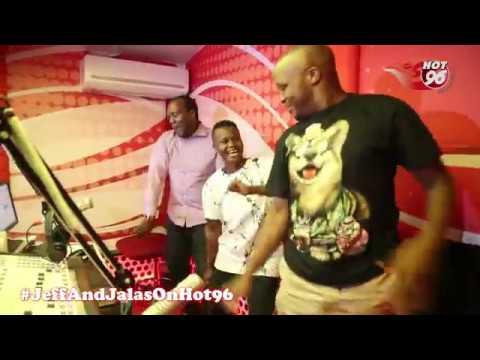 Rawbweena dancing to her hit song Romantic ft Fena Gitu