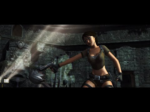 Tomb Raider: Legend - Bolivia - The Looking Glass |