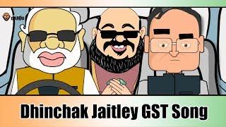 BollywoodGandu | Dhinchak Jaitley (Dhinchak Pooja Parody)