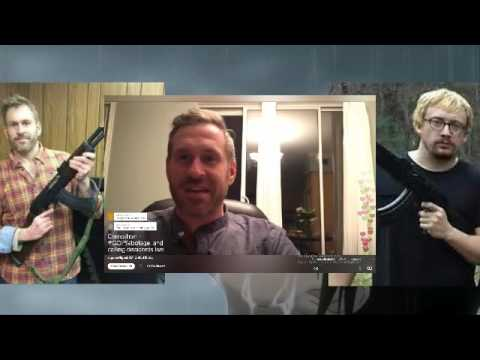 Sam Hyde and Mike Cernovich - Full Interview