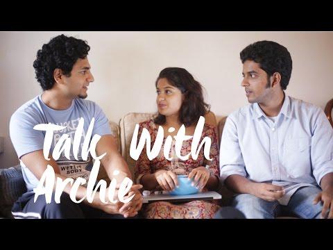Archana Kavi | Talk with Archie ft. Kenny Sebastian and Naveen Richard