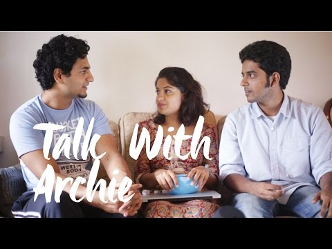 Archana Kavi | Talk with Archie ft. Kenny Sebastian and Naveen Richard thumbnail