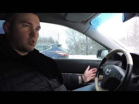 """Обзор Mazda 6 (gg) 2007 //  Мазда 6 """"за"""" и """"против"""""""