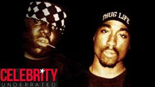 Celebrity Underrated - How The East Coast VS. West Coast Rap War Started