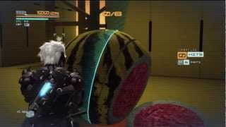 Metal Gear Rising Demo - Easter Eggs and Secrets