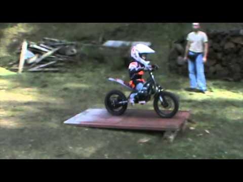 Ethan Freestyle Motocross Bambini