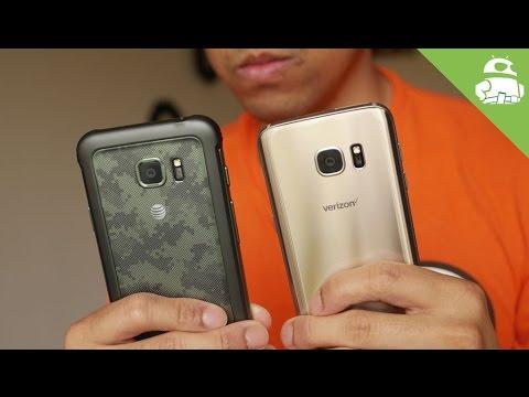 Samsung s7 edge active specs