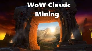 Mining Guide [Horde / Alliance] | WoW Classic Profession