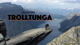 TROLLTUNGA - Easy step-by-step survival guide