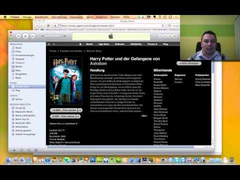 8ea1d5955e5 39. Quickie der Woche - Filme in iTunes kaufen oder ausleihen - YouTube