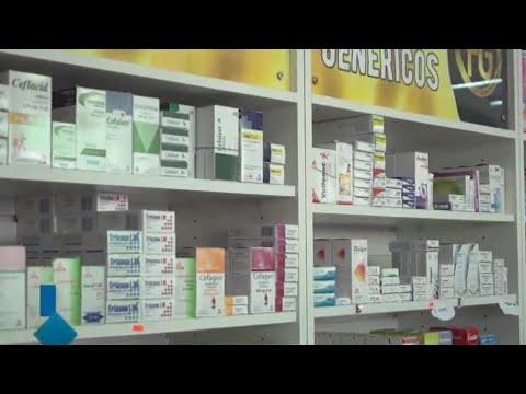 ظاهرة سرقة الأدوية في المكسيك تلقي بظلالها على قطاع الصيدلة  - 15:22-2018 / 1 / 17