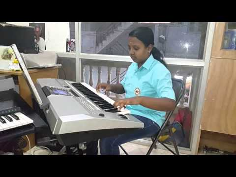 Musical Moments Bangalore Student  Uma  Performing