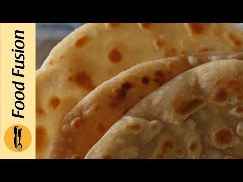 Make & Freeze Paratha 3 Ways- Recipe By Food Fusion (Ramzan Recipes)