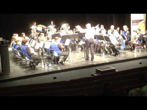 Drogheda Brass Band - California Legend - National Championships 2017