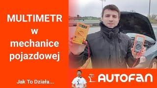 MULTIMETR w Mechanice Pojazdowej - Jak Używać Miernik?