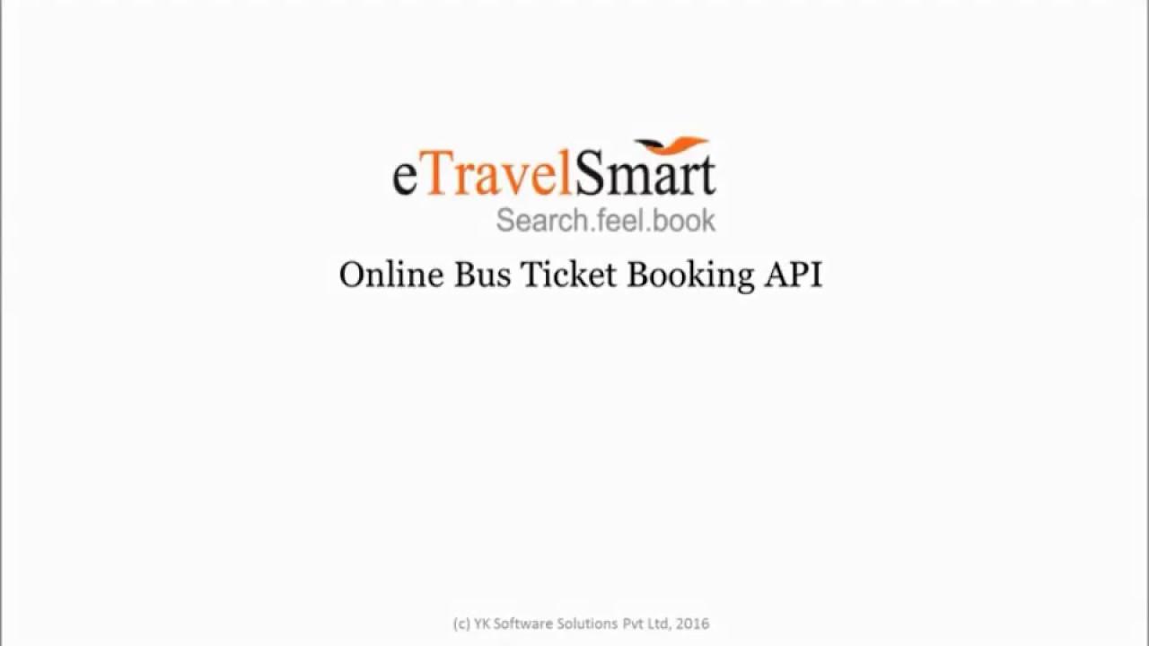 Online Bus Booking API | Bus Booking API | India Bus Booking
