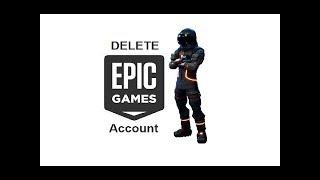 AGGIORNAMENTO: come eliminare definitivamente i tuoi giochi epici/account Fortnite Il metodo Exact